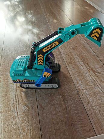 Excavator de jucărie manevrabil
