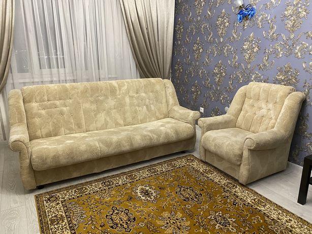 Комплект диван+2кресла