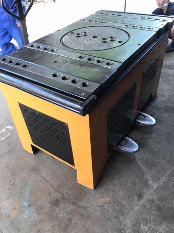 Продам Арматура гибочный станок Д55 TECMOR загибает до 55 диаметра.