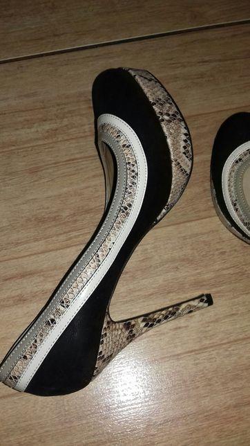 Pantofi cu toc 9cm