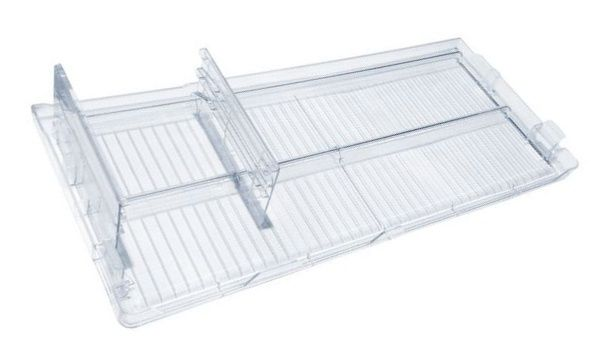 Polița, raft congelator, plastic frigider LG