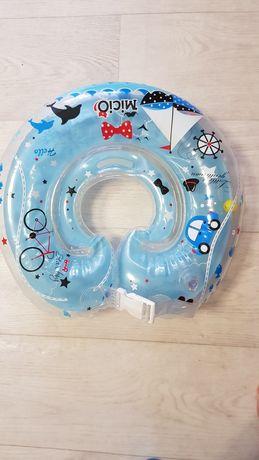 Продам надувной круг для купания младенца 1м+ в отличном состоянии