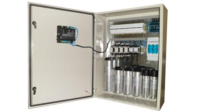 Baterie de condensatoare, compensare energie reactiva