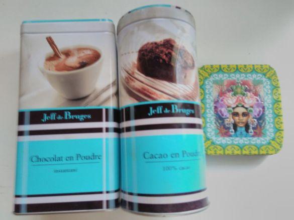 Метални кутии за кафе и продукти