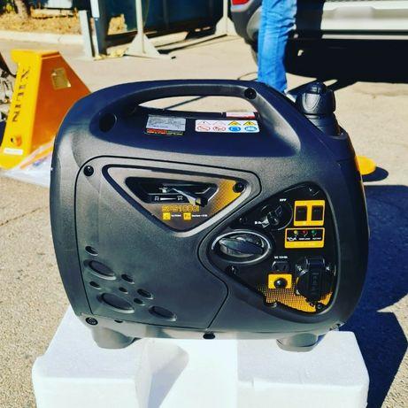 Генератор бесшумный 1 кВт для охотников и рыбаков