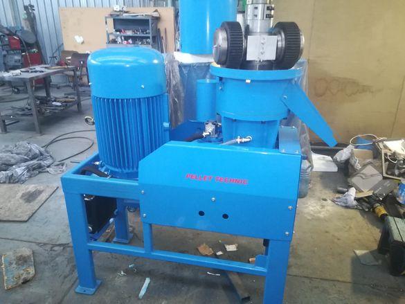 Машини за производство на пелети