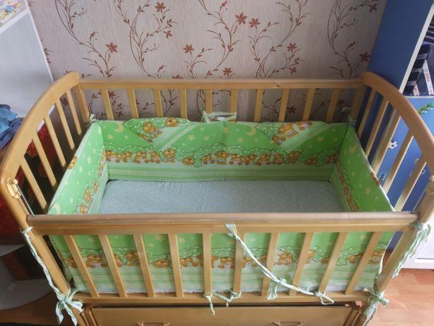 детская Колыбельная Кроватка