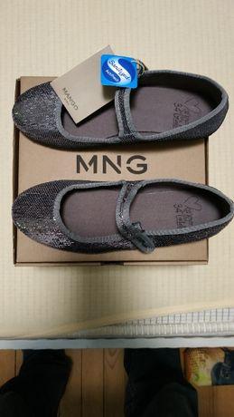 Нови детски обувки Манго 34 номер