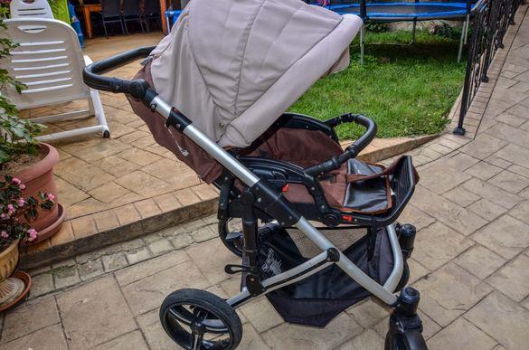 бебешка количка Bebetto 2в1 SOLARIS
