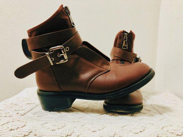 Стильные ботинки осень-весна