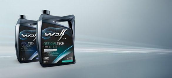 Двигателно масло WOLF на супер цени!!!