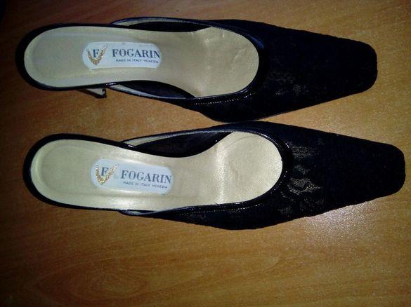 Намалявам Елегантни дантелени дамски обувки