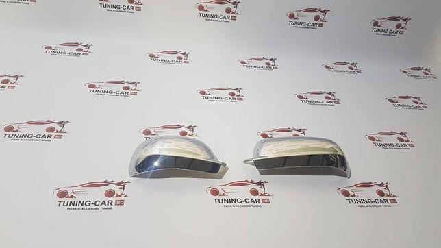 Capace oglinzi inox Vw Golf 5 2003 - 2010
