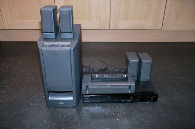 SONY System Cinema Surround 5.1 TA-VE150