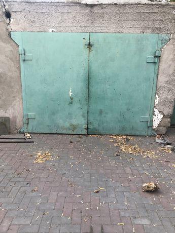 Ворота металическии