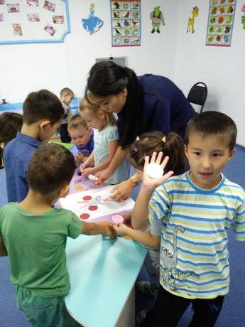 детский сад на ПОЛДНЯ от 1года 2,3,4,5 лет.Район Новостройка