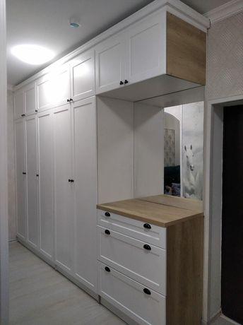 Кухни, шкафы купе, прихожая, гардеробная, кровати, на заказ в Алматы