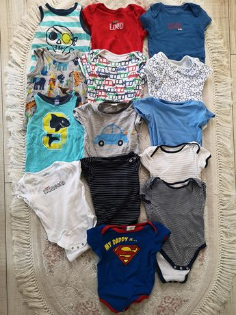 Vând haine vara 74 și 80