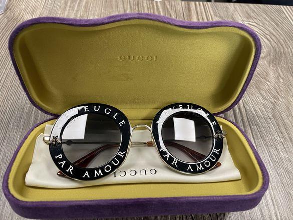 Дамски слънчеви очила  Gucci L'aveugle Par Amour