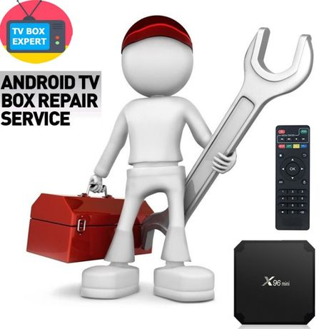 IPTV mini PC X96 ТВ Бокс WI-FI 4K Smart TV Box, Android, поправка:35лв