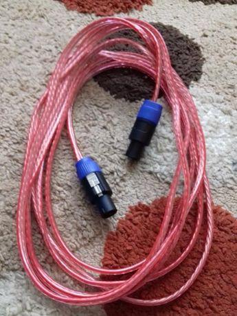 Cablu difuzor profesional boxe boxa pasive pasiva de 10 metri NOU