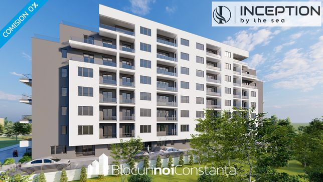 #Dezvoltator: apartament 2 camere, INCEPTION by the sea – Mamaia Nord