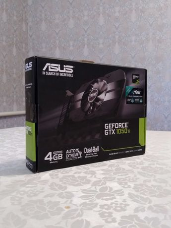ASUS GeForce GTX 1050 Ti видеокарта