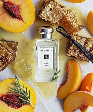 JO MALONE Nectarine Blossom & Honey, Парфюм, LUX