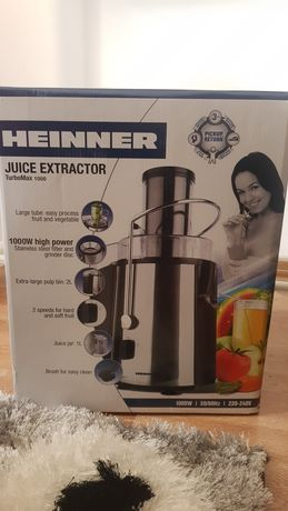 Vand storcator fructe Heinner inox