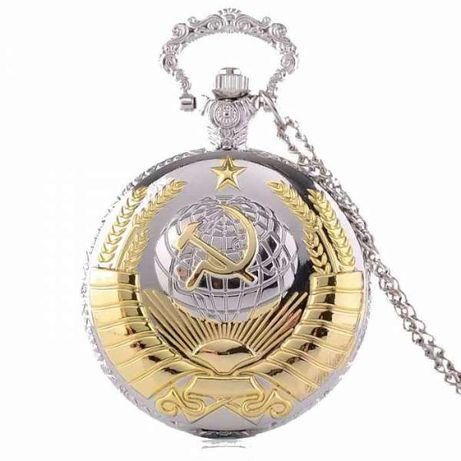 Нови часовници с герба на СССР Отечествената война Съветски съюз