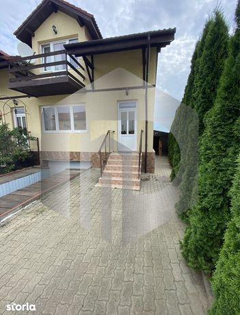 Vila de inchiriat   Selimbar   125 Mpu   Curte + Filigorie