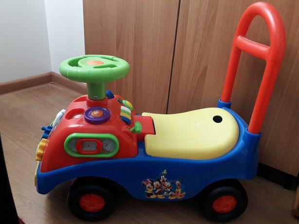 Mașinuță fără pedale Kiddieland