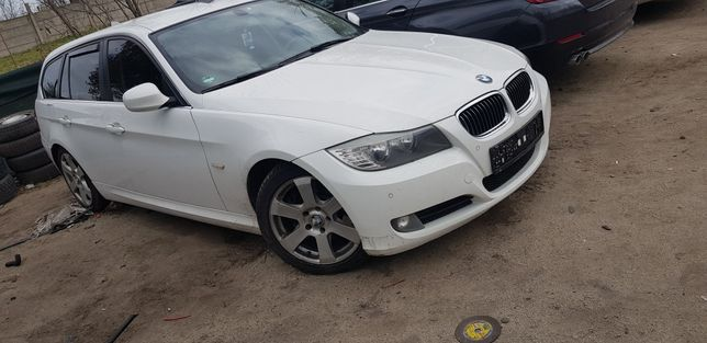 Usa e90 e91 alpineweiss 3/bara spate e91 haion e91