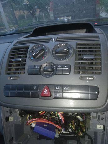 Comanda aer condiționat ,grila Mercedes vito (viano)