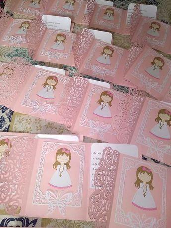 картички, покани за сватба, кръщене, рожден ден