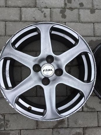 Jante aliaj 4 114.3 R17 Honda Civic Volvo Kia Mazda