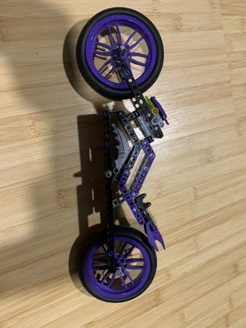 Lego motocicleta