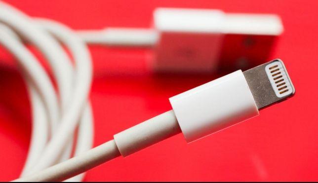 Cablu de date iPhone 5, 5S, SE, 6, 6s, 6 plus, 7, 8, X, Xr, Xs, Max