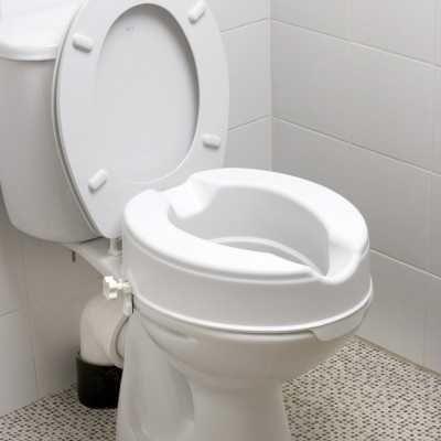 Надстройка за тоалетна чиния с капак -16см
