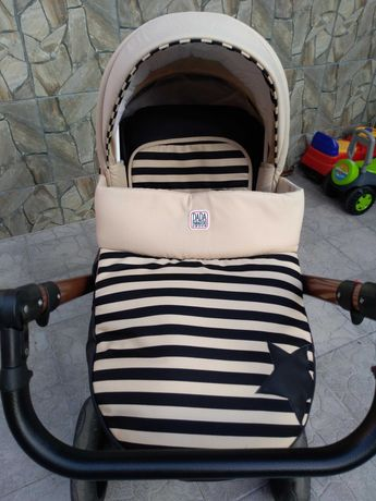 Детска комбинирана количка