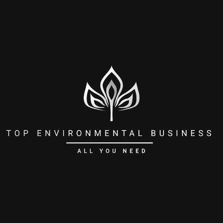 Consultanta in business in domeniul mediului și reciclării deșeurilor