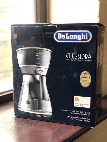 Кофеварка капельная Delonghi