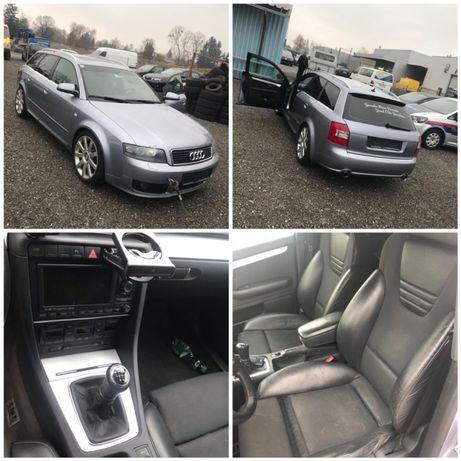 Ауди А4 Б6 Б7 С-лайн плюс на Части Audi A4 B6 B7 S-Lain plus