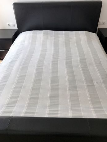 Памучно покривало за легло - 200/220 см.