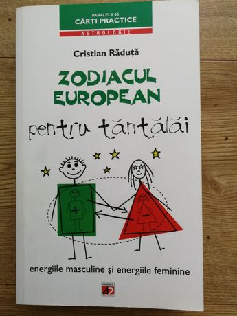 Zodiacul European pentru tantalai - Cristian Raduta (astrologie)