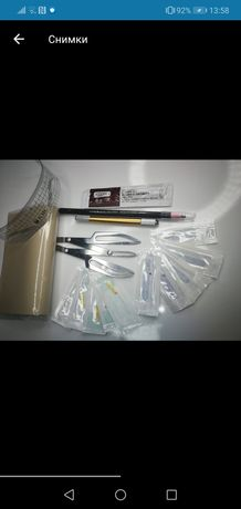 Комплект за микроблейдинг комплект за миглопластика