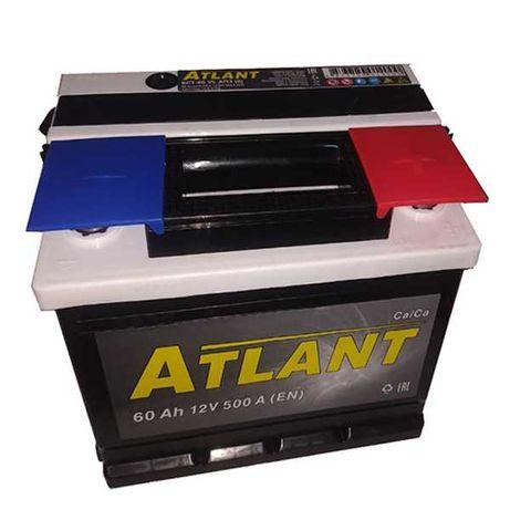 Продам Аккумулятор Атлант 6СТ-60Ah  с заводской гарантией