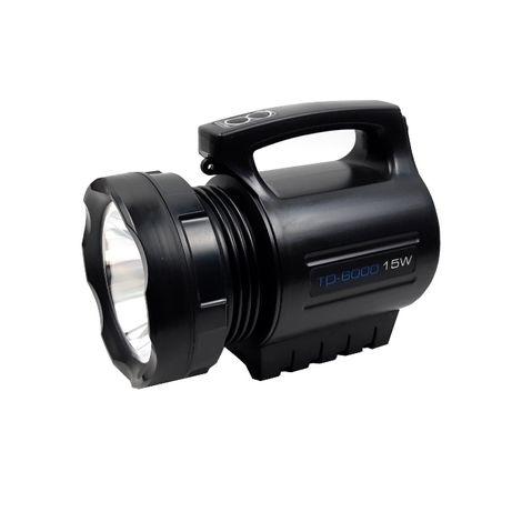 Lanterna profesionala 15 W cu acumulator TD6000