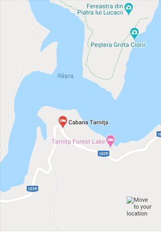 Teren lac Tarnita plaja 2