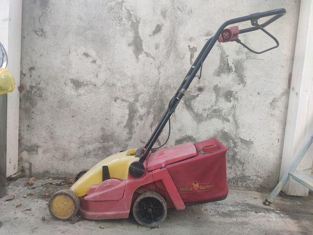 Mașină de tuns iarba gazon Wolf Garten 34 CPK defect reglaj înălțime